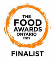 Finalist  - Food Awards Toronto 2019